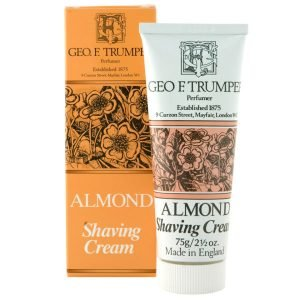 Geo. F. Trumper Almond Oil Soft Shaving Cream Tube 75 G