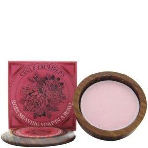 Geo. F. Trumper Rose Hard Shaving Soap Refill 80 G