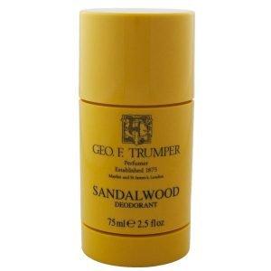 Geo. F. Trumper Sandalwood Deodorant Stick 75 Ml