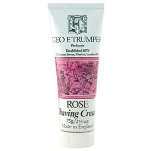 Geo. F. Trumper Shave Cream Tube Rose 75gm