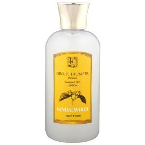 Geo. F. Trumper Travel Sandalwood Skin Food 100 Ml