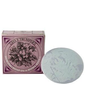 Geo. F. Trumper Violet Hard Shaving Soap Refill 80 G