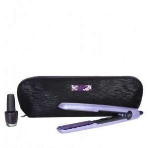 Ghd Nocturne Collection Ghd V Gold Styler Gift Set Suoristusrauta Violetti