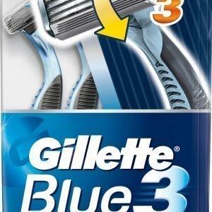 Gillette Blue Iii Varsiterä 4 Kpl