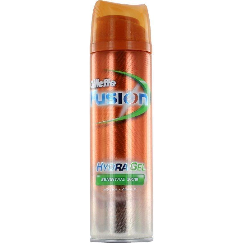 Gillette Fusion Hydragel Sensitive 200ml