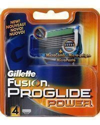 Gillette Fusion ProGlide Power 4-pack