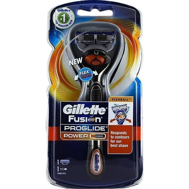 Gillette Fusion ProGlide Power Flexball Razor 1 Blade