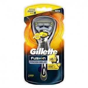 Gillette Fusion Proshield Manual Partahöylä