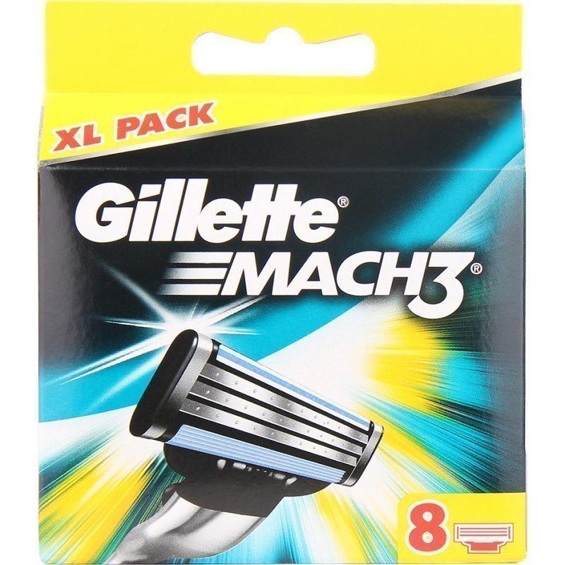 Gillette Mach 3 8 pack