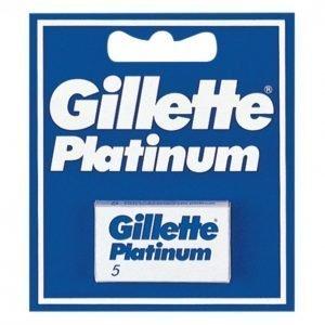 Gillette Platina Systeemiterä 5 Kpl