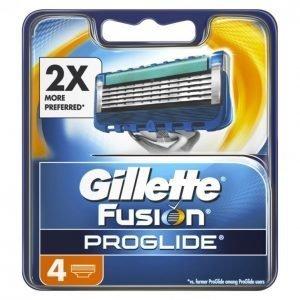 Gillette Proglide Vaihtoterä 4 Kpl