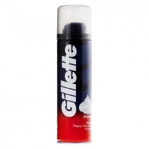 Gillette Regular Partavaahto 200 Ml