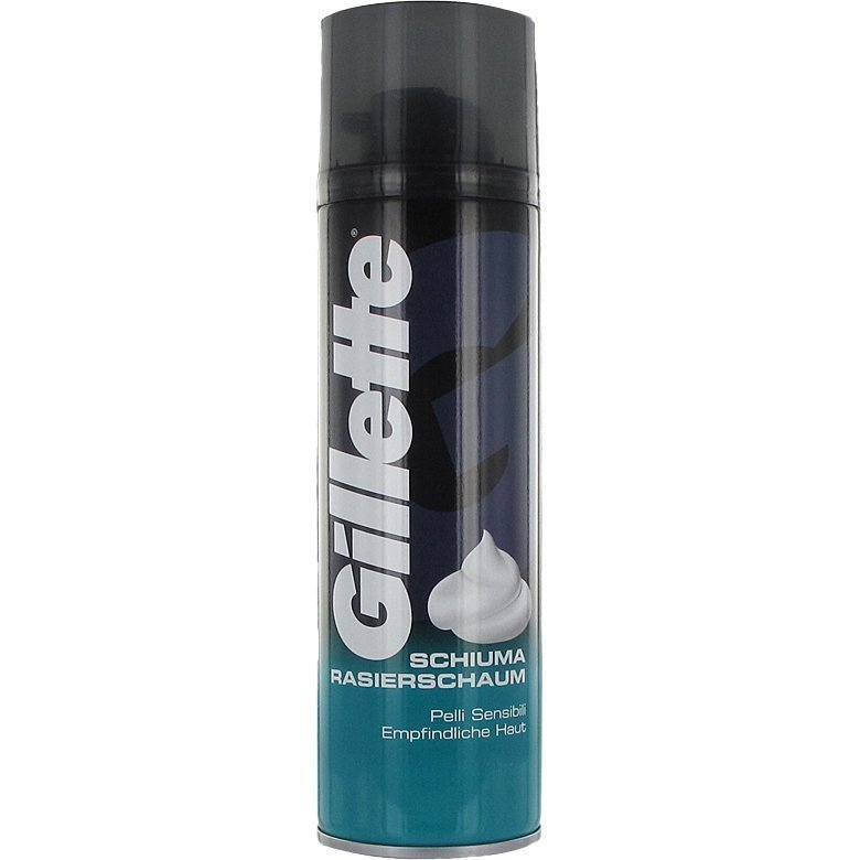 Gillette Shave Foam Sensitive Skin 300ml