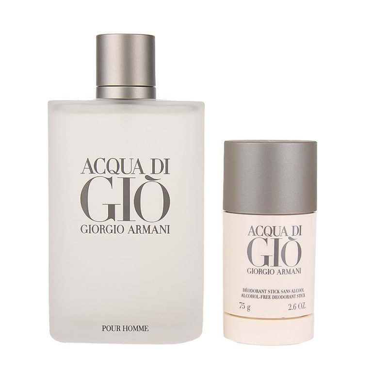 Giorgio Armani Acqua Di Gio Homme Duo EdT 200ml Deostick 75ml