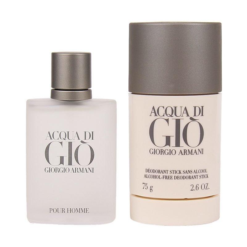 Giorgio Armani Acqua Di Gio Homme Duo EdT 30ml Deostick 75ml