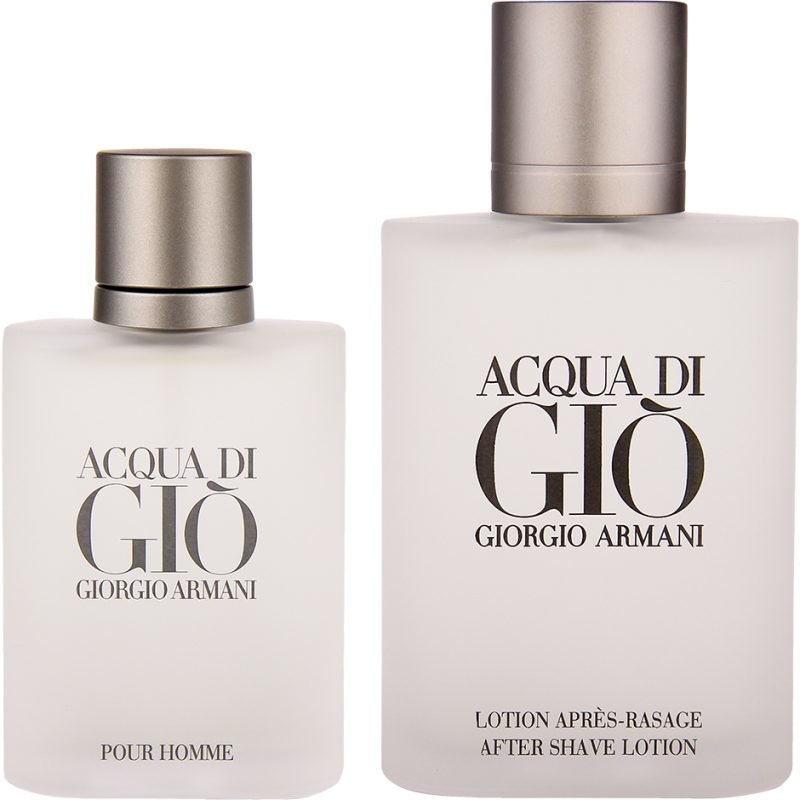 Giorgio Armani Acqua Di Gio Homme Duo EdT 50ml After Shave 100ml