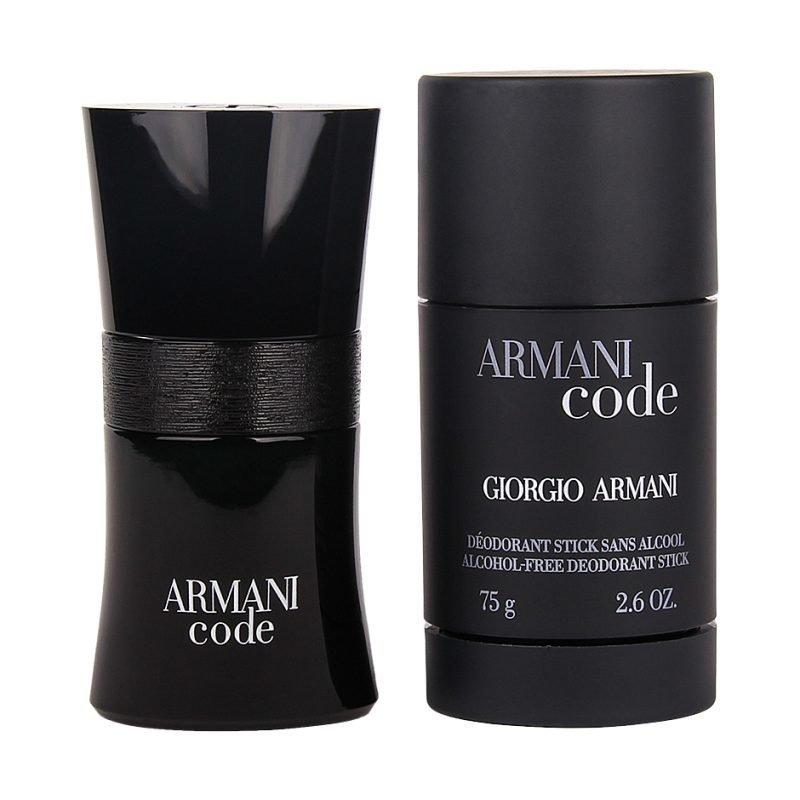 Giorgio Armani Armani Code Duo EdT 30ml Deostick 75ml