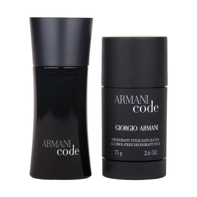 Giorgio Armani Armani Code Duo EdT 50ml Deostick 75ml