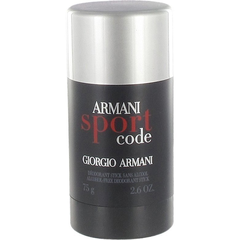 Giorgio Armani Armani Code Sport Deostick Deostick 75ml