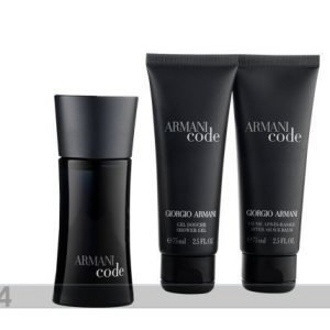 Giorgio Armani Giorgio Armani Black Code Pakkaus