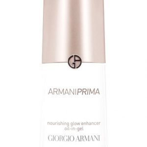 Giorgio Armani Prima Nourishing Glow Enhancer Oil In Gel Hoitogeeli 30 ml