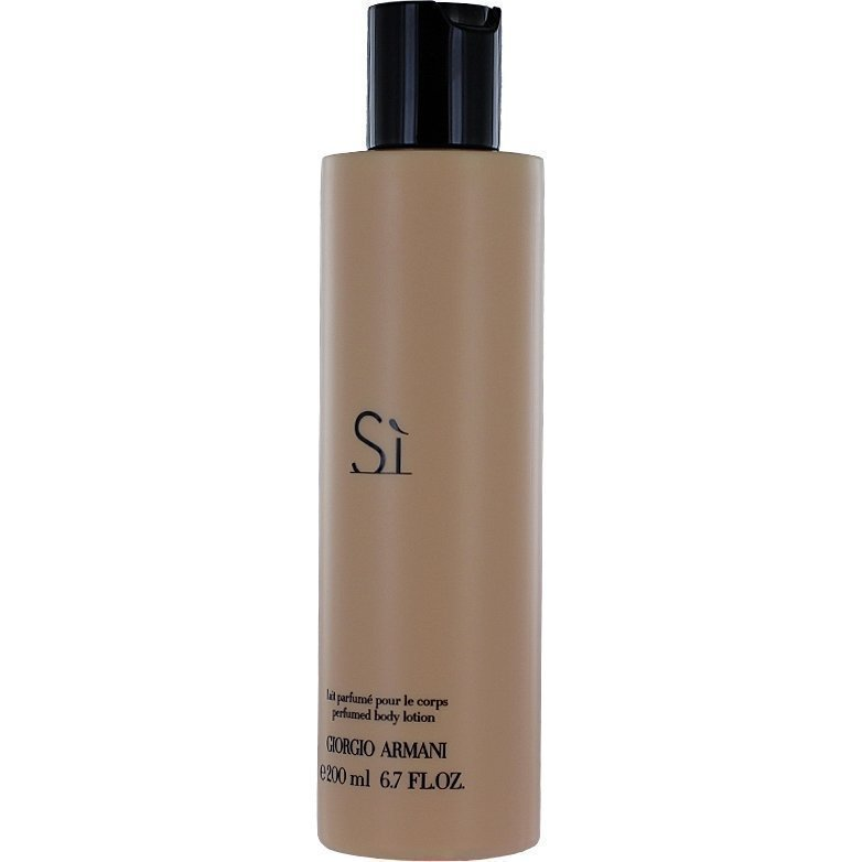 Giorgio Armani Si Body Lotion Body Lotion 200ml