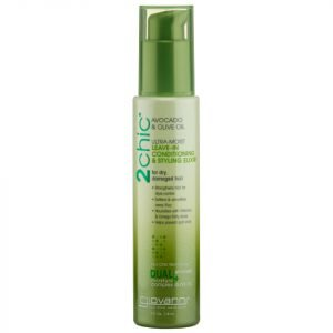 Giovanni Ultra-Moist Leave In Conditioner & Styling Elixir 118 Ml