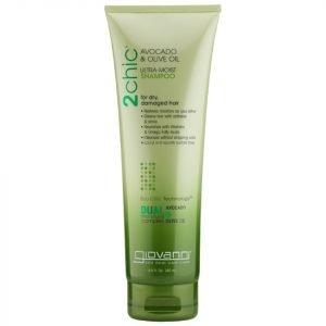 Giovanni Ultra-Moist Shampoo 250 Ml