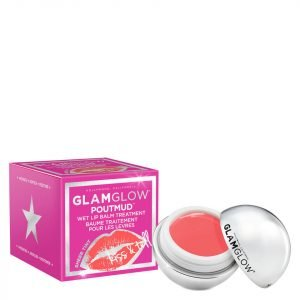 Glamglow Poutmud Wet Lip Balm Treatment Mini Kiss And Tell