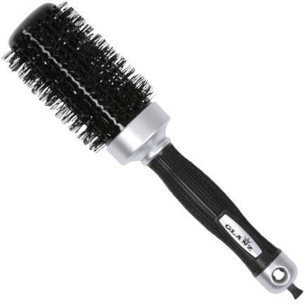 Glanz Fast Curling Hair Brush Small