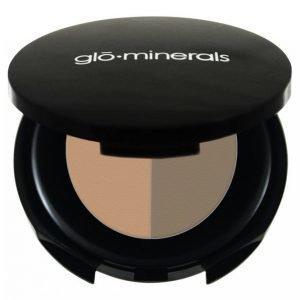 Glo Minerals Brow Powder Duo 1.1g Kulmaväri