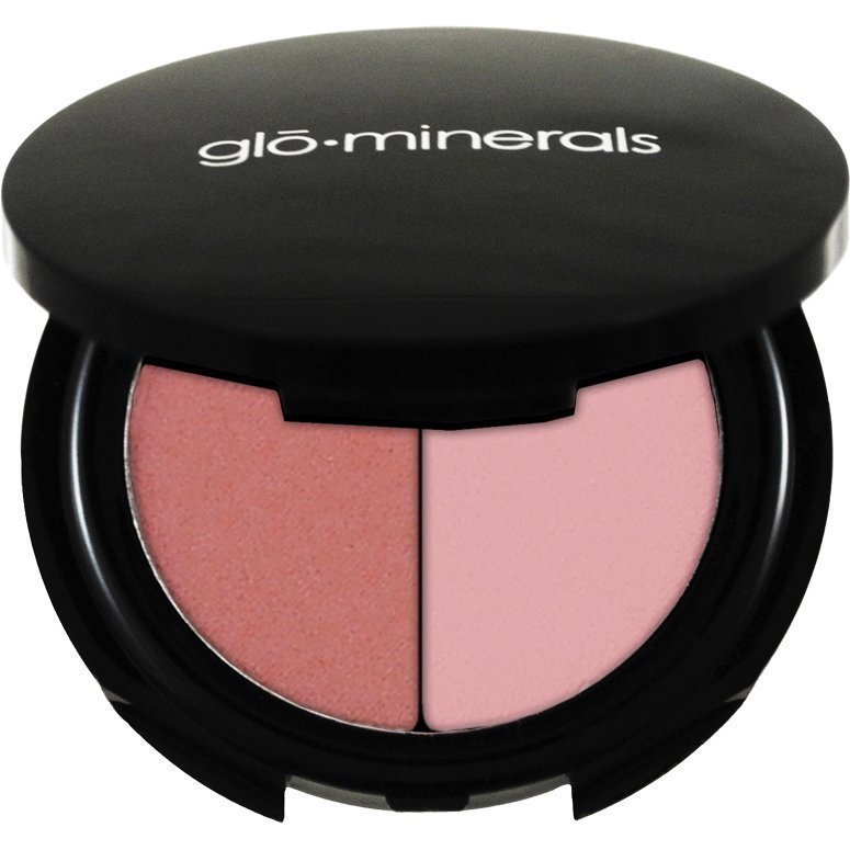 Glominerals GloBlush Duo Petunia 3