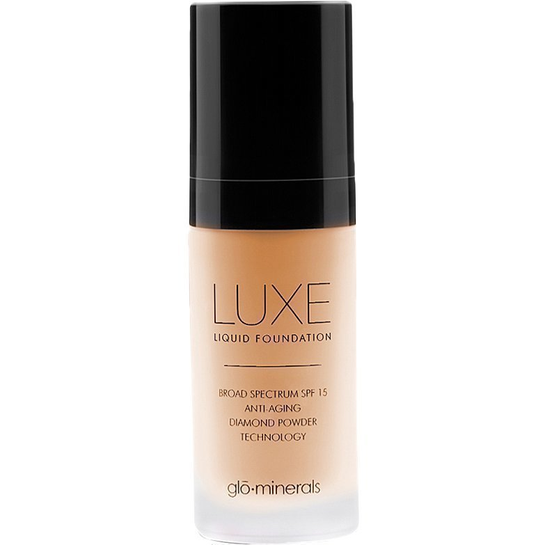 Glominerals GloLUXE Liquid Foundation Tahini 30ml