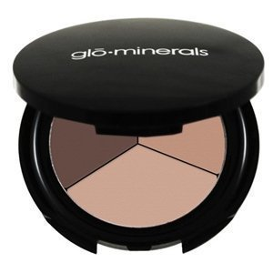 Glominerals gloEye Shadow Trio Coffee