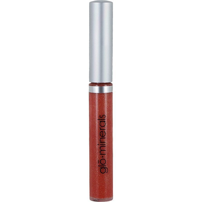 Glominerals gloLip Tint Clearly Tango 4