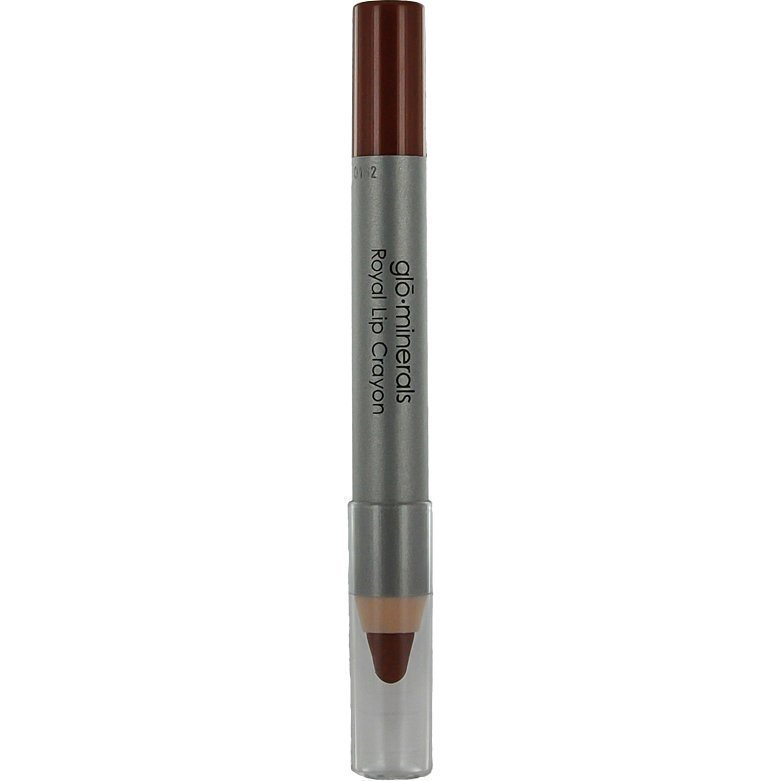Glominerals gloRoyal Lip Crayon Majestic Sienna 2