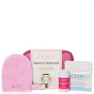 Glov Hydro Cleanser Travel Set Pink