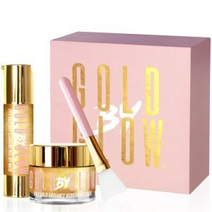 Gold By Glow 24k Gold Facial Set