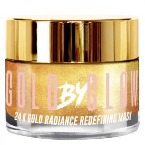Gold By Glow 24k Gold Radiance Redefining Mask 100 Ml