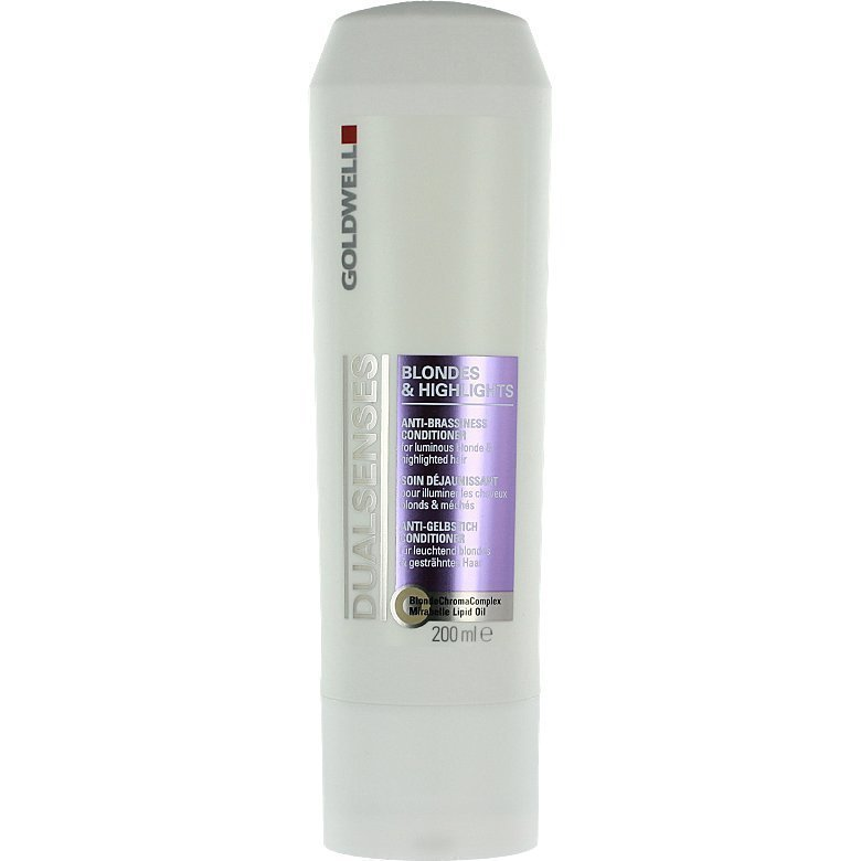 Goldwell Blondes & HighlightsBrass Conditioner 200ml