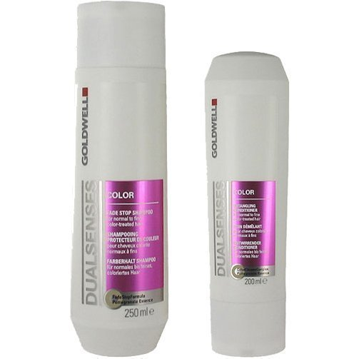 Goldwell Color Duo Shampoo 250ml Conditioner 200ml