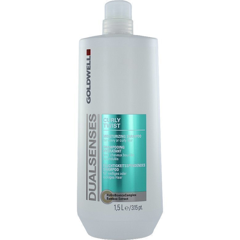 Goldwell Curly Twist Moisturizing Shampoo 1500ml
