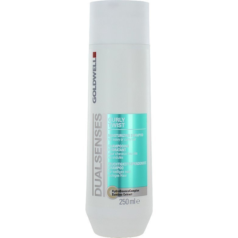Goldwell Curly Twist Moisturizing Shampoo 250ml