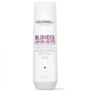 Goldwell Dualsenses Blonde And Highlights Anti-Yellow Shampoo 250 Ml