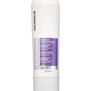 Goldwell Dualsenses Color Blondes & Highlights Anti Brass Hoitoaine 200 ml