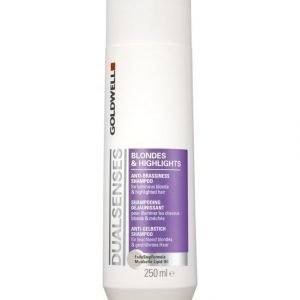 Goldwell Dualsenses Color Blondes & Highlights Anti Brass Shampoo 250 ml