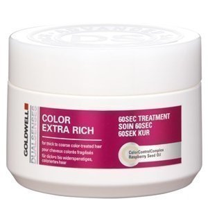 Goldwell Dualsenses Color Extra Rich 60Sec Treatment - NEW