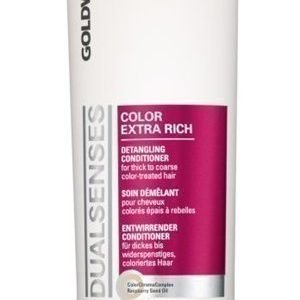 Goldwell Dualsenses Color Extra Rich Detangling Conditioner - NEW
