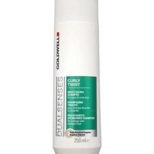Goldwell Dualsenses Curly Twist Moisturizing Shampoo 250 ml