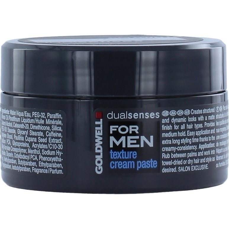 Goldwell Dualsenses For Men Texture Cream Paste 100ml